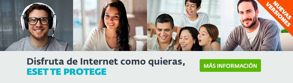 Presentamos las nuevas versiones 10 de ESET NOD32 Antivirus, Internet Security y Smart Security Premium
