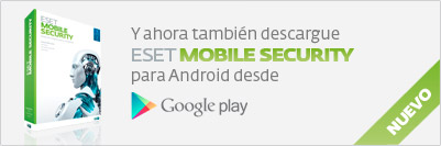 ESET Mobile Security para Android en Google Play