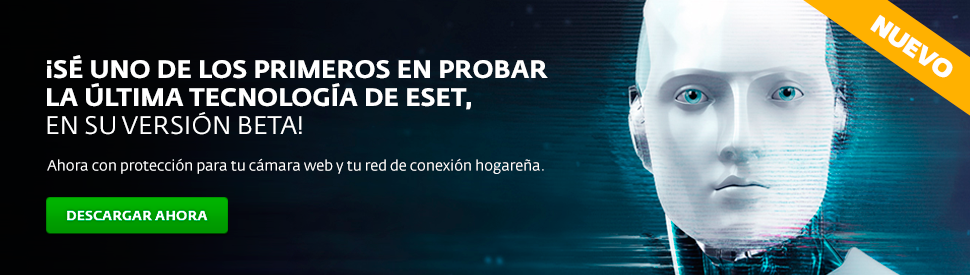 ESET Beta V10 - Internet Security