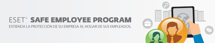 ESET SAFE EMPLOYEE PROGRAM