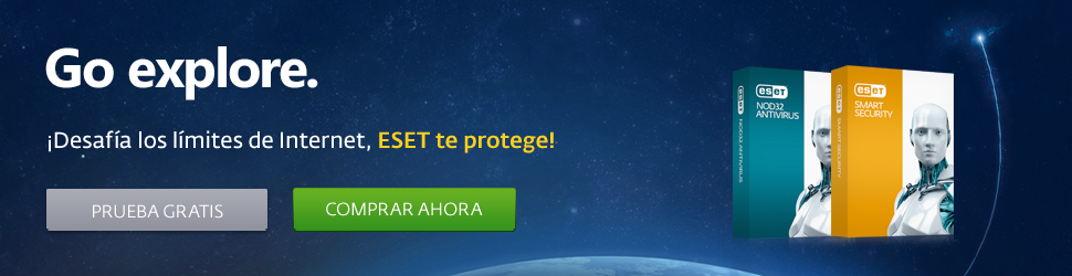 Protege tu informaci�n con ESET Smart Security y ESET NOD32 Antivirus