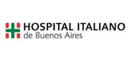 Logotipo: HOSPITAL ITALIANO