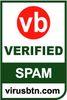 Logotipo: Virus Bulletin Spam