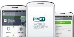 ESET Mobile Security. Protecci�n inteligente para dispositivos moviles.