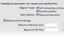 image: Opciones de configuración para usuarios avanzados