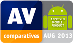 AV Comparative mobile award