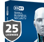 ESET Small Business Security Pack 25
