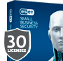 ESET Small Business Security Pack 30