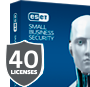 ESET Small Business Security Pack 40