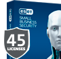 ESET Small Business Security Pack 45