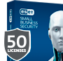 ESET Small Business Security Pack 50