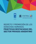 Respeto y promocion de los derechos humanos