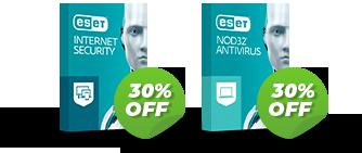 ESET Internet Security & ESET NOD32